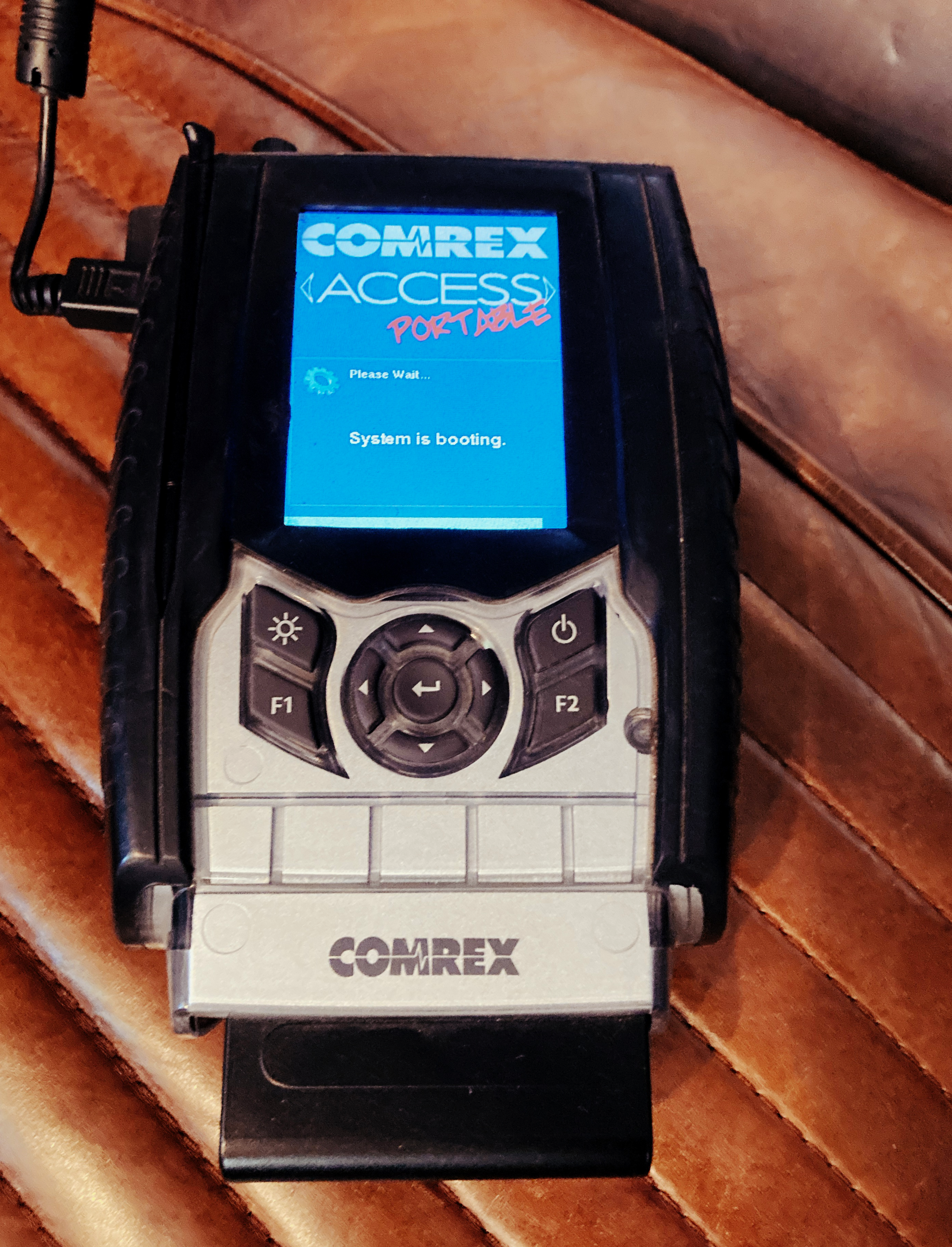 A Comrex Access2 unit